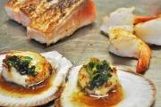 9-Course Teppanyaki & a Glass of Sparkling @ the Samurai - Teppanyaki House! Choose Either Ocean Taste or Meat Taste Menu from Head Chef Clark Zhang