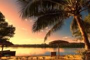 VANUATU 5-Night Idyllic Island Getaway @ Poppy's on the Lagoon Resort! Brekkie, Massage, Complimentary Use of Non-motorised Water activities & More