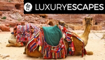 JORDAN W/ FLIGHTS 10D Magical Tour of Jordan w/ Return Int'l Flights. Petra by Night, Wadi Rum Desert Safari, Dead Sea Swim & More w/ Premium Accom