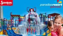 GOLD COAST Ultimate Family Escape w/ 3 Nights @ Paradise Resort Gold Coast! Waterparks, Ice Skating & More. Superior Resort Room for 2-Ppl & 2 Kids