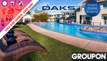 PORT STEPHENS Escape for 2, 3 or 7 Nights at Oaks Pacific Blue! Available for 2 or 4-Ppl. Pristine Location, Between Nelson Bay & Salamander Bay