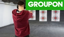 Take Your Aim with with 50 Rounds at Shooting Range at The Open Range! Familiarise the Hand with a .9mm Pistol. Enjoy Solo or Share with a Friend