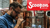 Learn the Craft of Distilling Spirits w/ a 1-Hour Tour & Tasting Experience for 2 @ Manly Spirits Co. Distillery! Upgrade w/ Cocktail or Gin & Tonic