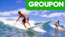 Surf's Up! Learn to Ride the Waves with a Two-Hour Surfing Lesson @ Kingo Surfing! Incl. All Equipment. Located at Picturesque Goolwa Beach