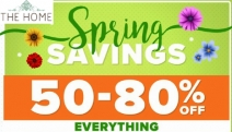 Get Your Hands on these Massive Spring Savings with 50-80% Off Everything! Shop Kitchenware, Electronics, Toys & More from Your Favourite Brands