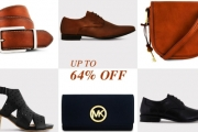 Ladies & Gents, Don't Miss this Leather Footwear & Accessory Sale! Shop Up to 64% Off Must-Have Items from Calvin Klein, Michael Kors, Novo & More