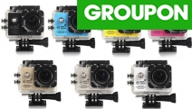 Capture All Your Adventurous Stunts w/ this Range of Action Cameras! HD Digital Video Recording w/ Waterproof Case & Mounts. Lightweight & Compact