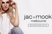 Upgrade Your Everyday Essentials w/ a Range of Luxurious Cotton Basics from Melbourne Brand jac + mooki! Nothing Over $24.95, Plus P&H