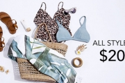 Life's a Beach w/ the Summer Swimwear Sale! Splash Out in Style w/ On-Trend One Pieces & Bikinis from Fave Brands Seafolly & Sunseeker - All Styles $20!
