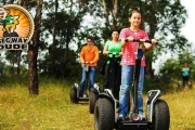 Trade the Hustle & Bustle of the CBD for a One Hour Self-Guided Segway Tour at the Mamre Homestead in the Picturesque Countryside!