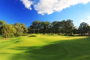 18-Holes of Golf for 2 Players at Bankstown Golf Club for Just $79! Worth $174. Incl. Shared Cart & Frosty Beer Each. Scenic Georges River Location