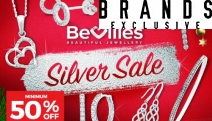 Shop Fab Jewels for Less w/ the Bevilles Silver Sale! From 50% Off a Range of Beautiful Pieces for Every Occasion. Perfect Gift this Christmas!