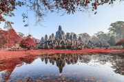 SIEM REAP, CAMBODIA Discover the Magic of Angkor Wat w/ 4 Nights at the Luxury, 5* Park Hyatt Siem Reap! Incl. Brekkie, Cocktails, Transfers & More
