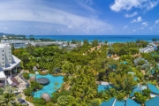 PHUKET 8-Night All-Inclusive Family Escape to Mövenpick Resort & Spa Karon Beach! Superior Room w/ Daily Choc Hr, Pampering & More. 2 Kids Stay Free