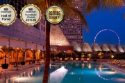 SINGAPORE 3-Night W/end Stay @ Award Winning 5* Conrad Centennial Singapore! Incl. Executive Lounge Access, Unlimited Alcohol, 5-Course Dinner & More