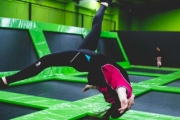 Flip Out in Excitement with a 2-Hour Trampoline Session at Flip Out Prestons! Incl. Pair of Grip Socks. Opt for Groups of 2 or 4. Hoxton Park Road