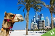UAE Explore the Exotic United Arab Emirates & See Dubai, Abu Dhabi & Al Ain w/ a 5-Night Tour! Ft. Accom, Desert Safari, Dhow Cruise Dinner & More