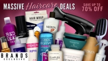 Say Goodbye to Bad Hair Days w/ the Massive Haircare Sale! Shop Styling Appliances, Treatments & More from Brands Incl. Redken, ghd & Kérastase