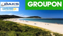 NELSON BAY 3-Night Luxurious Stay for 2 or 4-Ppl @ Oaks Lure Port Stephens! Walking Distance from Dutchies Beach. Enjoy a Late 12pm Check-Out + More