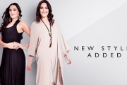 Shop the Valerie Fratta Plus Size Sale for Flattering & Stylish Clothing for the Modern Woman. Incl. Tunics, Dresses, Skirts & More. Plus P&H