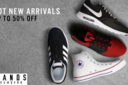 Get Your Sneaker Fix with Up to 50% Off Hot New Sneakers From Adidas, Nike, Puma & More! Ft. Air Max Thea Shoe, Tubular Doom & Lots More