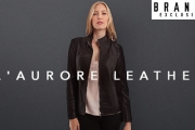 Add Some Luxe Leather to Your Look w/ the L'Aurore Leather Sale, Shop Genuine Leather Jackets in a Range of Cool Colours & Styles! Plus Bracelets & More