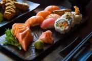 Tuck into All-You-Can-Eat Japanese Cuisine + Drinks for 2 at Okami Restaurant! Feast on Sashimi, Teriyaki Steak, Chicken Katsu and More