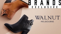 If You're Looking for Great Comfort, Fit & Enduring Style, Look No Further Than the Walnut Melbourne Shoe Sale! Simple, Clean & Traditional Designs