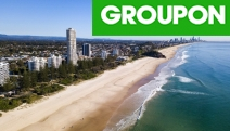 BURLEIGH HEADS, QLD Laid-Back 3N Getaway at Burleigh Mediterranean Resort! Apartment Accom for 2-6-Ppl w/ Bottle of Wine & More. Opt for Up to 7N