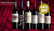 Stock Up Your Cellar! Shop Up to 44% Off February's Must-Have Red & White Wines! Curated Collections Incl. Merlot, Shiraz, Pinot Grigio & More