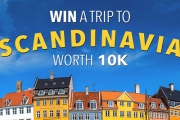 Win an Unforgettable Trip to Scandinavia Worth $10k! Win a Holiday Package to Use on Flights, Accom, Cash & More! Hurry, Get Your Free Entry in Quick