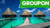 MALDIVES Romantic Island Retreat w/ 5N at Coco Palm Dhuni Kolhu, Maldives! Beach Villa for 2 w/ All-Incl. Dining, Seaplane Transfers, Pampering & More