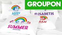 Make Bedtime a Little Less Stressful w/ these Personalised Children's Pillowcases! Range of Designs Incl. Mermaid, Dinosaur & More. Upgrade for 2