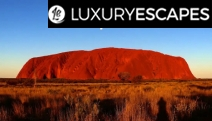 ULURU Tick It Off Your Bucket-List w/ An Adventure in the Red Centre! Up to 4N at Sails in the Desert w/ Sunrise & Field of Light Tour, Brekkie & More