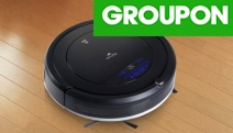 Leave the Dirty Work to the My Genie ZX1000 Robotic Vacuum! Get All Your Cleaning Needs Done Incl. Vacuum, Sweep & Sterilise + Two Mop Functions