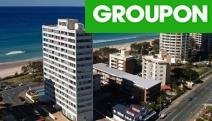 SURFERS PARADISE Head to the Sunshine State for Up to 7-Night Stay for Two @ The Shore Holiday Apartments! Enjoy Late Check-Out, Wine, Parking & More