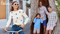 Shop Style for the Whole Fam w/ 15% Off New Season Styles at Boden, Code: N4R6. Think Fun & Fashionable Dresses, Pants, Tops, Jackets & More