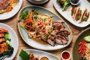 Craving Asian Flavours? Head Over to Full Moon Erskineville for a 3-Course Meal with Wine or Beer for 2! Soft Shell Crab with Yellow Curry & More
