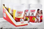 Boost Your Weight Loss Goals w/ these 3-Pk Rapid Loss Meal Replacement Shakes! Designed to Help Curb Cravings + GF. Incl. Chai Latte, Choc & More