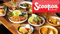Stop by Kirrawee's New Thai Hotspot for an Authentic Thai Feast! Enjoy $60 to Spend on Food & Drinks @ Thai Riffic! Think Green Chicken Curry + More