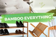 Celebrate Bamboo, the Most Versatile & Fastest Growing Plants on Earth! Don't Miss the Bamboo Everything Sale! Shop Kitchenware, Bed Linen & More