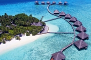 ALL-INCL. MALDIVES Paradisiac Private Island Awaits w/ 7-Nights in a Bungalow at Adaaran Club! Drinks, Transfers & More for Just $1,998 for 2 Adults