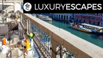 VENICE Breathtaking 3N on the World-Famous Grand Canal @ H10 Palazzo Canova, Venice! Steps from the Floating City's Rialto Bridge w/ Prosecco & More