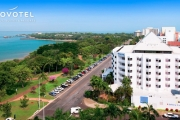 DARWIN Family Escape to 4.5* Novotel! 2 or 3-Night Stay for 2 Adults & 2 Kids u/15. Ft. Buffet Brekkie, Wine on Arrival, Pool & Great CBD Location