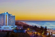 SCARBOROUGH BEACH Stay 2-Nights Just Minutes Away from Scarborough Beach @ Rendezvous Hotel Perth! Daily Brekky, Savings on Local Deals & More