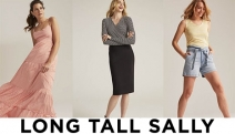 Low Prices on the Best in Tall Women's Clothing in Long Tall Sally Final Reductions Sale! Up to 70% Off Trending Dresses & Tops to Trousers & Shoes