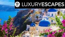 GREECE w/ FLIGHTS Soak Up the Striking Beauty of Greece w/ a 16D Tour! Stunning Beaches, Sun-Bleached Ruins, Greek Cuisine & More w/ 5* Hotel Stay