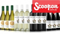 Stock Up Your Cellar w/ 12 Bottles Mixed Case of Chardonnay, Sav Blanc & More from Premium Cleanskins! Free Delivery within 50km of Major City Centres