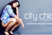 Look Chic in the City w/ the Must-Have Collection of Plus Size Clothing from City Chic! On-Trend Designs to Flatter Your Curves. Sizes 14+. Plus P&H