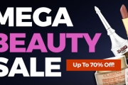 Stock Up on All Your Beauty Essentials w/ the Mega Beauty Sale! All Your Fave Brands Incl. Dermalogica, Maybelline, L'Oreal, Max Factor & More